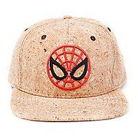 Spider-Man - Snapback Cap Spider-Man aus Kork