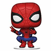 Spider-Man - Spider-Man Bobble-Head (Hero Suit) Funko POP! Figur