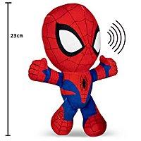 Spider-Man - Sprechende Spider-Man Plüschfigur