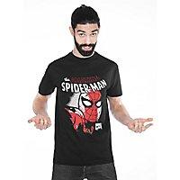 Spider-Man - T-Shirt Close Up