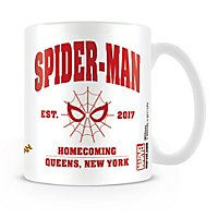 Spider-Man - Tasse Homecoming Est. 2017
