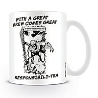 Spider-Man - Tasse Sketch Great Responsibili-Tea