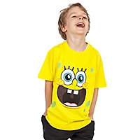 Spongebob - Kinder T-Shirt Happy Face