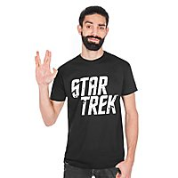 Star Trek - T-Shirt Distressed Logo