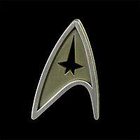 Star Trek - Sternenflottenabzeichen Kommando aus Star Trek: Beyond
