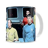 Star Trek - Tasse Crew