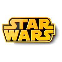 Star Wars - 3D Wandleuchte Logo