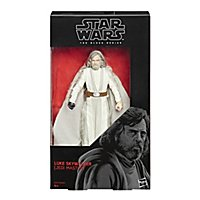 Star Wars 8 - Actionfigur Luke Skywalker The Black Series