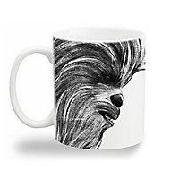 Star Wars 8 - Chewbacca & Porg Tasse