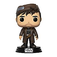 Star Wars 8 - DJ Funko POP! Wackelkopf Figur (Exclusive)