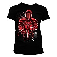 Star Wars 8 - Girlie Shirt Cracked Praetorian Guard