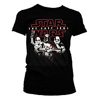 Star Wars 8 - Girlie Shirt Troopers