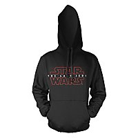 Star Wars 8 - Hoodie The Last Jedi Logo