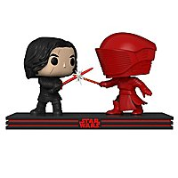 Star Wars 8 - Kylo Ren & Prätorianer Funko POP! Movie Moments Set