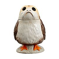 Star Wars 8 - Porg Keksdose mit Sound