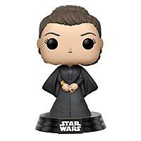 Star Wars 8 - Prinzessin Leia aus Die letzten Jedi Funko POP! Wackelkopf Figur (Exclusive)