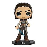 Star Wars 8 - Rey Wobbler Figur