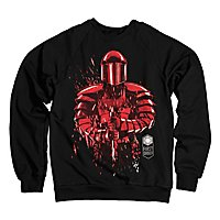 Star Wars 8 - Sweatshirt Cracked Praetorian Guard