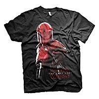 Star Wars 8 - T-Shirt Inked Elite Praetorian Guard