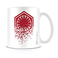 Star Wars 8 - Tasse First Order Symbol