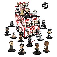 Star Wars 8 - The Last Jedi Mystery Mini Blind Box Serie 2