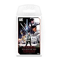 Star Wars 8 - Top Trumps