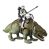 Star Wars - Actionfigur Dewback mit Sandtrooper