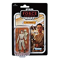 Star Wars - Actionfigur Rey (Jakku) Vintage Collection