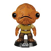 Star Wars - Admiral Ackbar Funko POP! Wackelkopf Figur