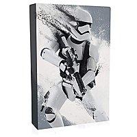 Star Wars - Beleuchtetes Wandbild Stormtrooper