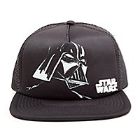 Star Wars - Darth Vader Trucker Snapback Cap
