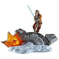 Star Wars - Dekofigur Luke Skywalker Diorama The Black Series