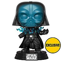 Star Wars - Electrocuted Vader Funko POP! Bobble-Head Figur (Exclusive)