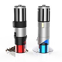 Star Wars - Elektrische Salz- & Pfeffermühle Lichtschwerter