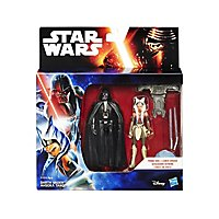 Star Wars - Figuren-Set Darth Vader & Ahsoka Tano
