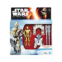 Star Wars - Figuren-Set R2-D2 & C-3PO