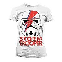 Star Wars - Girlie Shirt Trooping Sane