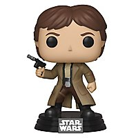 Star Wars - Han Solo auf Endor Bobble-Head Funko POP! Figur