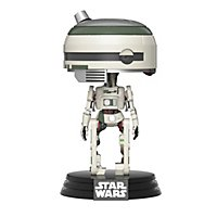 Star Wars - L3-37 Funko POP! Wackelkopf Figur