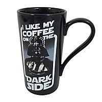 Star Wars - Latte-Macchiato Tasse Dark Side