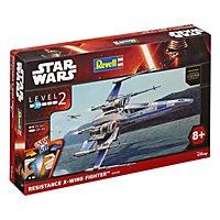 Star Wars - Modellbausatz Resistance X-Wing