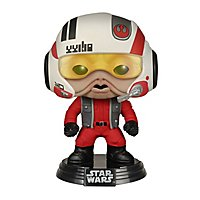 Star Wars - Nien Nunb mit Helm Funko POP! Wackelkopf Figur (Exclusive)