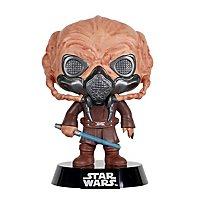 Star Wars - Plo Koon Funko POP! Wackelkopf Figur