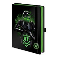 Star Wars - Premium Notizbuch Death Trooper