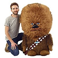 Star Wars - Riesiger Big Head Chewbacca Plüschfigur