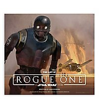 Star Wars: Rogue One - Artbook The Art of Rogue One Buch