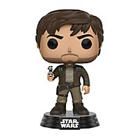 Star Wars: Rogue One - Captain Cassian Andor Funko POP! Wackelkopf Figur (Exclusive)