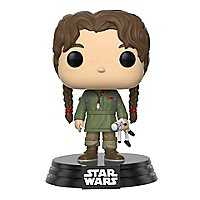 Star Wars: Rogue One - Jyn Erso als Kind Funko POP! Wackelkopf Figur