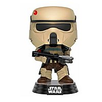 Star Wars: Rogue One - Scarif Stromtrooper Stripes Funko POP! Wackelkopf Figur (Exclusive)