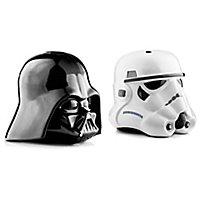 Star Wars - Salz- und Pfefferstreuer Darth Vader & Stormtrooper